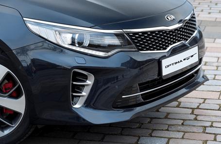 KIA Optima GT – бизнес по-новому