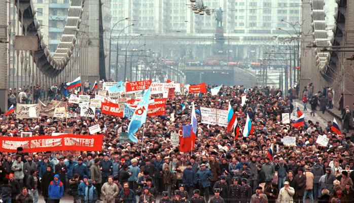 СССР. Экономика распада